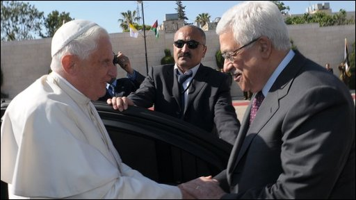 edict and Mahmoud Abbas