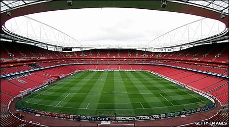 Arsenal's stadium
