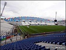 Marseille's Stade Velodrome