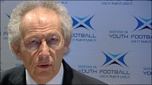 Chairman of the Scottish Football Review Henry McLeish