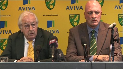 Canaries' press conference