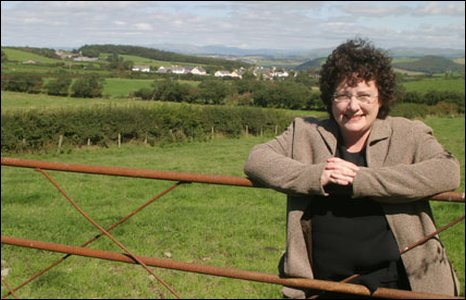 Rural Affairs Minister Elin Jones