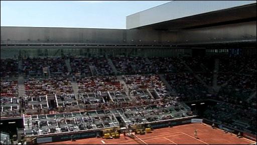Caj Magica - The magic box, venue for the Madrid Masters