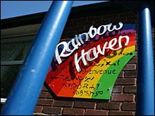 Rainbow Haven centre, Manchester
