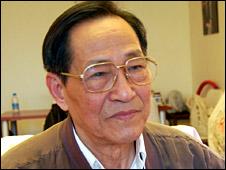 Bao Tong, a former secretary of Zhao Ziyang
