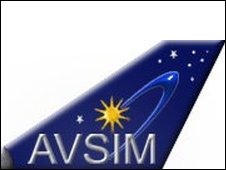 Avsim logo