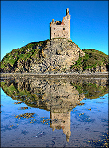 Greenan Castle, Ayr