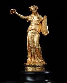 Statuette of Colia