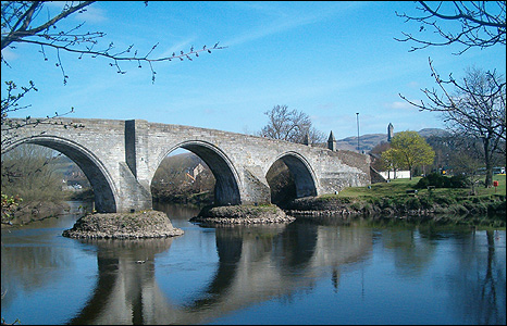 Old Bridge, Stirling