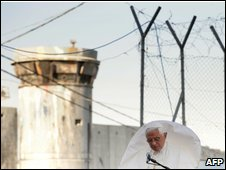 The Pope on the West Bank