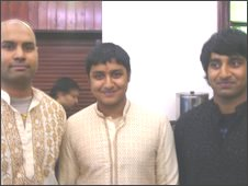 The Jayaprakash brothers from Belfast, the eldest is now a GP