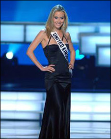 Brooke Johnston in Miss Universe