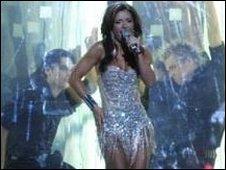 Ani Lorak at Eurovision 2008