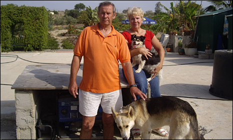 Len and Helen Prior