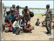 Fears of Sri Lanka \'catastrophe\'
