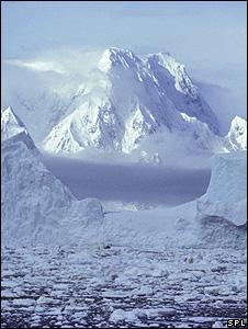 Western Antarctica (Image: SPL)