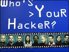 who's your hacker sign