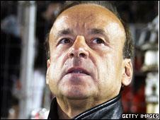 German coach Gernot Rohr