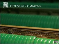 Part of the front cover of the online version of The Green Book, which is the guide to allowances that MPs at the House of Commons can claim
