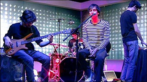 Iranian band Font
