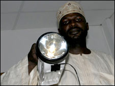 Torch in Nigeria