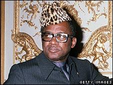 Mobutu Sese Seko, Zairean leader