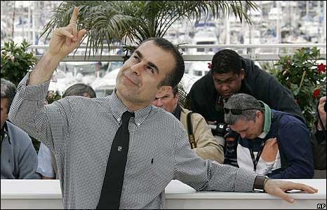 Director Bahlan Ghobadi