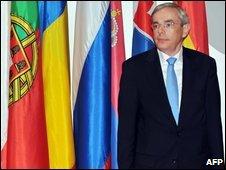 Thomas Mirow, EBRD president