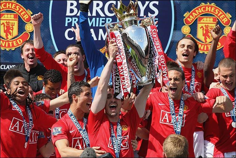 2008-2009 EPL Tropy Winners