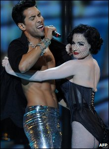 Alex Swings Oscar Sings! with Dita Von Teese