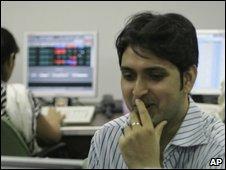 Indian trader