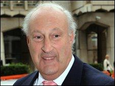 Lloyds chairman Sir Victor Blank