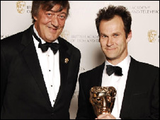 Stephen Fry and Peter Moffat