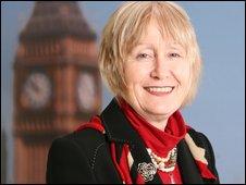 MP Madeleine Moon