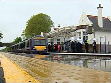 Laurencekirk Station