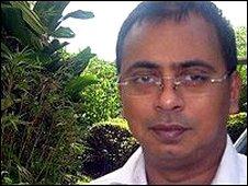 Dimuth Gunawardena