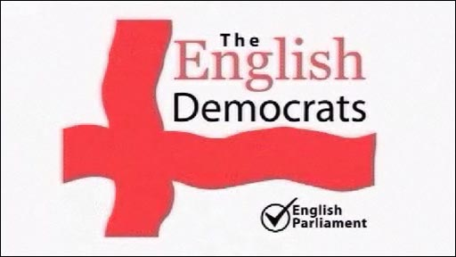 English Democrats logo