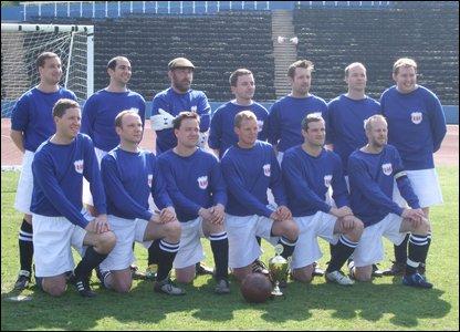Bristol City team