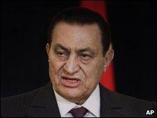 Hosni Mubarak May 2009