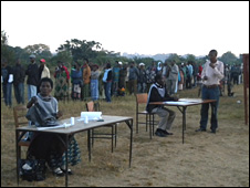 Malawi voters