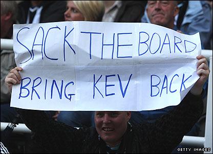Newcastle banner