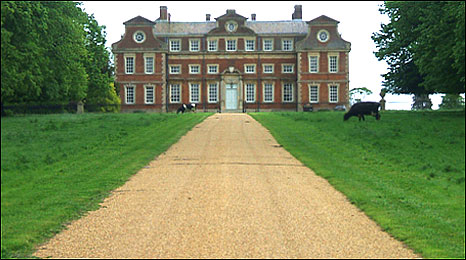 Raynham Hall, Norfolk