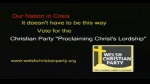 Welsh Christian Party logo