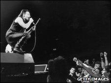 U2 in 1984