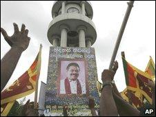 Celebrations in Colombo