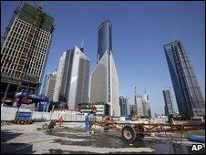 Development in Shanghai