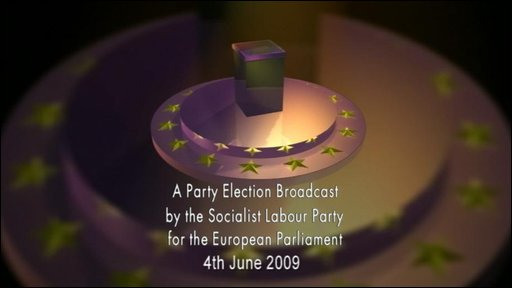 Socialist Labour election broadcast