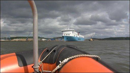 Rosyth ferry