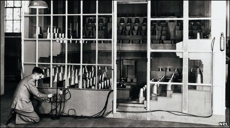 Model ventilation system (NPL)