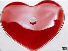 Heart pill